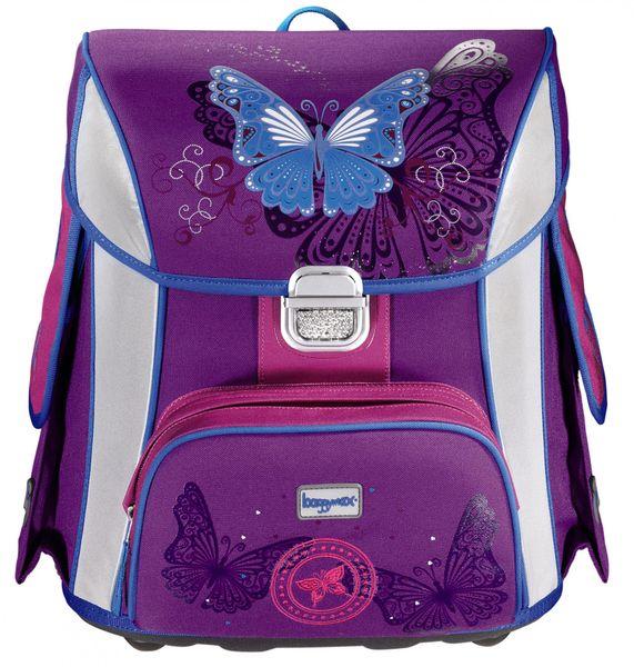 Hama školní aktovka Baggymax SIMY Motýl