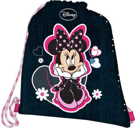 vrečka za športno vzgojo Minnie 01441