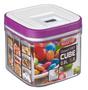 2 - Curver posodica za shranjevanje Grand Chef Cube, 0,8 l, vijolična