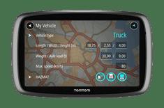 TomTom Trucker 6000 GPS