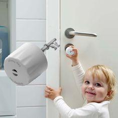 BabyDan Key Guard - uzávěr na klíč dveří