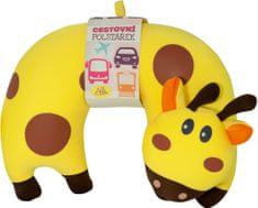 Albi Cestovný vankúš - žirafa
