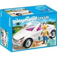 Playmobil 5585 Luxus kabrió