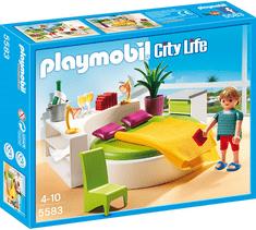 Playmobil 5583 Alvósziget hálószoba