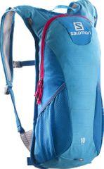Salomon plecak Trail 10 Methyl Blue/Lotus Pink