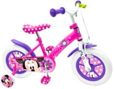 Stamp Rowerek Minnie 12""