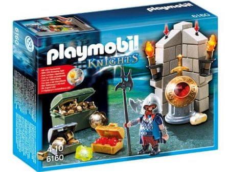 Playmobil 6160 Strážca kráľovského pokladu