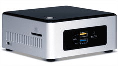 "Intel NUC kit Celeron (NUC5PPYH) 2,5"""