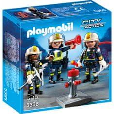 Playmobil gasilka reševalna enota 5366