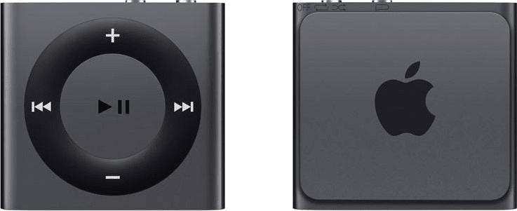 Apple iPod shuffle / 2GB, vesmírně šedá