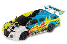 Lamps RC Hot Wheels Cars 1:28 modrý