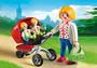 1 - Playmobil Wózek dla bliźniaków, 5573