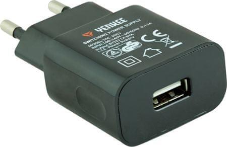 Yenkee Síťová nabíječka s USB výstupem (YAC 2003)
