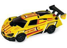 Lamps RC Hot Wheels Cars 1:28 žlutý