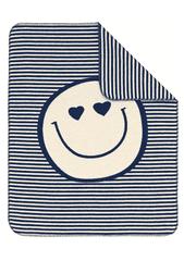 s.Oliver dětská deka jacquard smajlík