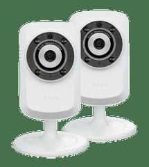 D-Link DCS-932L Wifi IP kamera 2 ks