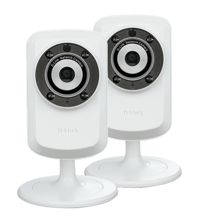 D-LINK zestaw 2 kamer DCS-932L Wifi IP