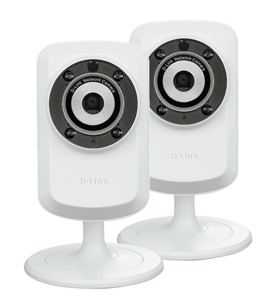 D-Link DCS-932L Wifi IP kamera 2 ks