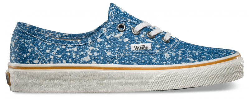 Vans U Authentic (Denim Splatter) 38