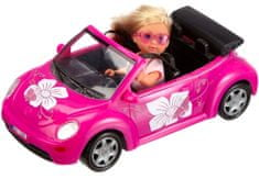 SIMBA lalka Ewa w samochodzie New Beetle