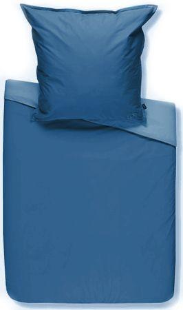 Bugatti posteljnina, 140 x 200 cm, svetlo/temno modra