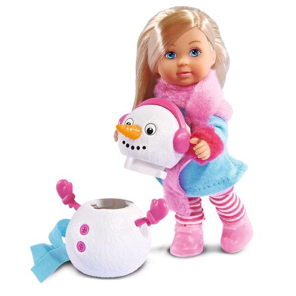 Simba Panenka Evička a sněhulák