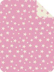 s.Oliver detská deka jacquard hviezdičky