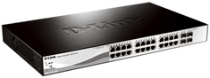 D-Link gigabitni switch DGS-1210-28P