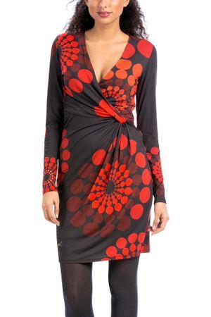 Desigual női ruha L piros - További információ a termékről  092d2c3830