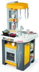 Smoby Kuchyňka Tefal Studio žlutá elektronická