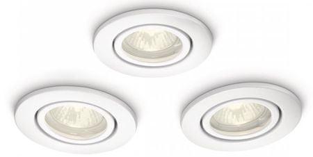 Philips vgradna kopalniška svetilka 59902/31/16