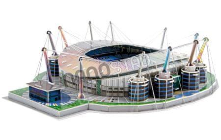nanostad puzzle 3d stadion etihad anglia mall pl. Black Bedroom Furniture Sets. Home Design Ideas