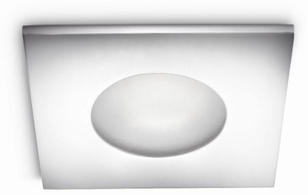 Philips Zápustné koupelnové svítidlo Thermal 59910/17/16