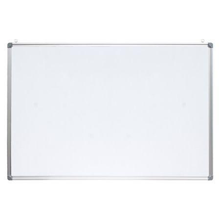 Optima magnetna tabla 45 x 60, bela, alu okvir