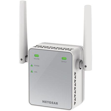 Netgear N300 WiFi Range Extender Essentials Edition (EX2700)