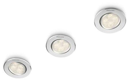 Philips Wbudowana lampa LED Albireo 45090/48/16