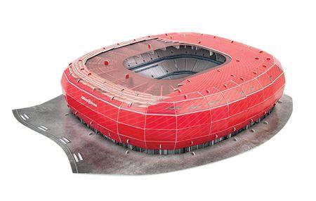 Nanostad Germany - Allianz Arena Bayern Munchen