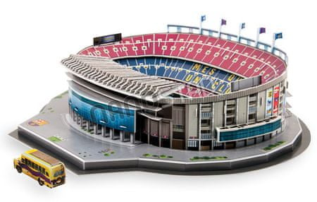 Nanostad Puzzle 3D - Stadion Camp Nou (Barcelona)