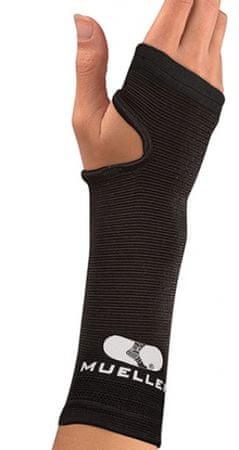 Mueller elastična manšeta za zapestje, črna, REG (76058)