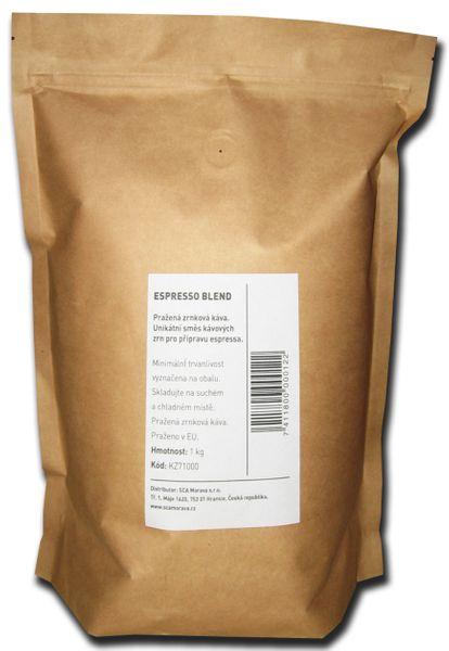 Café Majada Espresso blend - káva zrnková 1kg