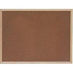 Optima plutovinasta tabla 40 x 60, lesen okvir
