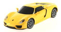 Lamps Porsche 918 Spyder 1:24 žlutý