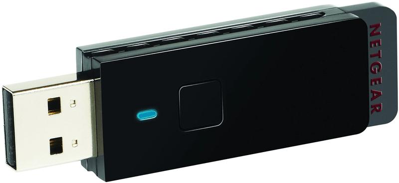 Netgear WNA3100 adaptér