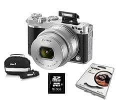 Nikon digitalni fotoaparat 1 J5 + 10-30MM (PDZ) + Fatbox + Filter