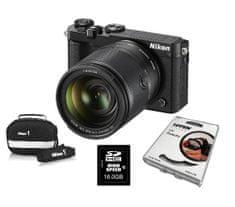 Nikon digitalni fotoaparat 1 J5 + 10-100MM (PDZ) + Fatbox + Filter