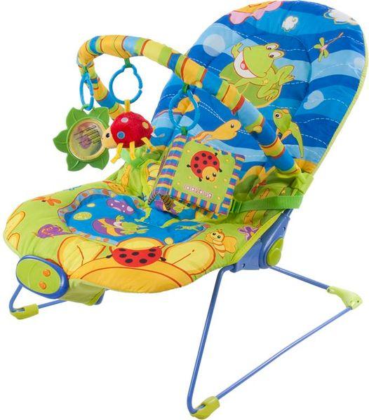 Sun Baby Dětské lehátko, Happy Frog