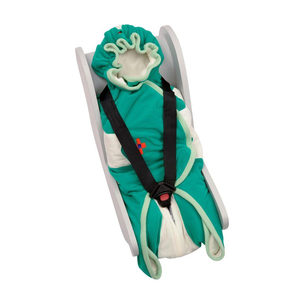 Lodger Zavinovačka Wrapper Clever Native, Emerald