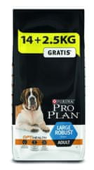 Purina Pro Plan Large Adult Robust 14 + 2,5 kg Zadarmo