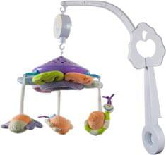 Sun Baby Kolotoč nad postýlku s plyšovými hračkami s projektorem