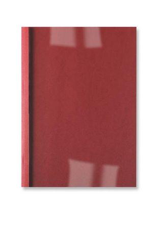 GBC platnice za toplotno vezavo 3 mm, 10 kosov, rdeče